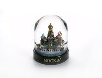 Neve-globo Imagens de Stock Royalty Free