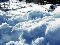 neve, inverno, neve, frio, geada, natureza, montanha, branco, cristal, floco de neve fotografia de stock royalty free