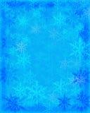 A neve lasc fundo Imagens de Stock
