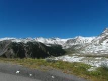Neve no verão Fotos de Stock
