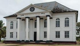 Neve Shalom synagogue Paramaribo Royalty Free Stock Photography