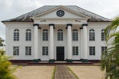 Neve Shalom synagogue Paramaribo Royalty Free Stock Image