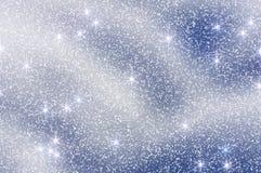A neve Stars o fundo 9 do Natal Foto de Stock