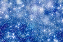 A neve Stars o fundo 10 do Natal Imagem de Stock Royalty Free