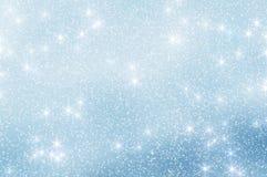 A neve Stars o fundo 4 do Natal Imagem de Stock