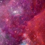 Nevel in Kosmische ruimte Elementen van dit die beeld door NASA wordt geleverd royalty-vrije stock foto