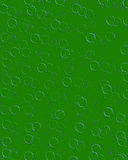 Never Ending Circles Greenish Stock Photo