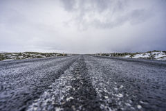 The Never Ending Road. Royalty Free Stock Image
