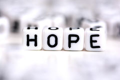 Never lose hope royalty free stock images