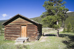 Never Summer Ranch. In Rocky Mountain National Park Royalty Free Stock Image