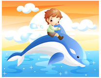 Neverland Story Royalty Free Stock Images