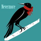 Nevermore Royalty Free Stock Image