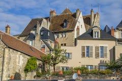 Nevers, Borgoña, Francia imágenes de archivo libres de regalías