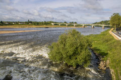 Nevers, Bourgogne, France Royalty Free Stock Photography