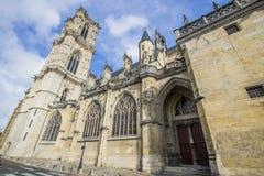 Nevers, Bourgogne, France Royalty Free Stock Photos