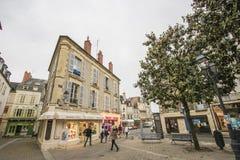 Nevers, Bourgogne, Francja Obrazy Stock