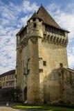 Nevers Bourgogne, Frankrike Arkivfoton