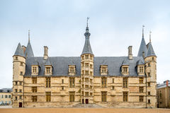 Nevers - Ducal palace Royalty Free Stock Image