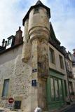 Nevers - França imagens de stock