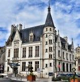 Nevers - Frankrijk stock foto's