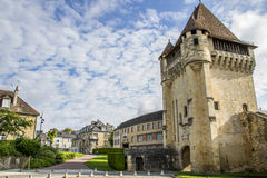 Nevers miasto w Francja Fotografia Royalty Free