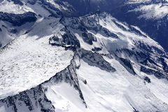 Nevi della molla del negativo per la stampa di cartamoneta di cura, Italia Fotografie Stock