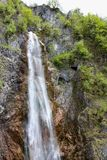 Nevidio canyon in Montenegro Stock Image