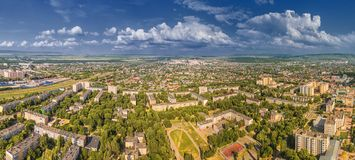 Nevinnomyssk Ρωσία, η περιοχή Stavropol στοκ εικόνα