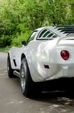 NEVINOMYSSC ROSJA, MAJ, - 13, 2016: Samochody Offsite fotografia starzy Amerykańscy samochody Chevrolet korweta C3 1978s Zdjęcie Stock