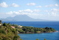 Free Nevis In The Clouds Stock Photos - 4104563
