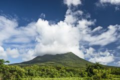Nevis Royalty Free Stock Photos