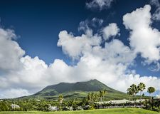 Nevis Royalty Free Stock Images