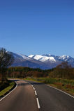 The Nevis Range Stock Photography