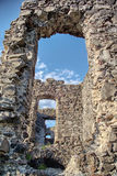 Nevitsky Castle ruins Royalty Free Stock Photos