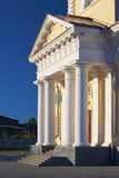 Nevjansk cathedral classicism style, Russia Stock Images