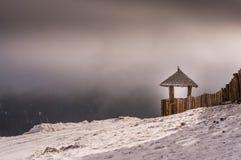 Nevoento Imagem de Stock