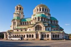 nevsky Alexander katedra fotografia stock