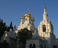 nevsky Alexander katedra Obrazy Stock