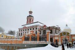 nevsky alexander lavra Royaltyfri Fotografi