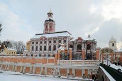 nevsky alexander lavra Royaltyfria Foton