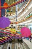 The \'Nevsky center\' shopping mall. SAINT PETERSBURG, RUSSIA - CIRCA OCTOBER, 2017: inside the \'Nevsky center\' shopping mall. The \'Nevsky center\' shopping Royalty Free Stock Image