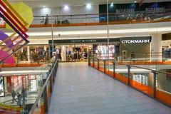 Nevsky centrum zakupy centrum handlowe Obrazy Royalty Free