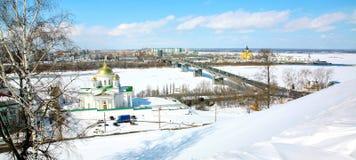 nevsky katedralny annunciation monaster Obrazy Stock