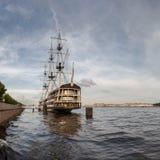 Nevsky krajobraz, St Petersburg Zdjęcie Royalty Free