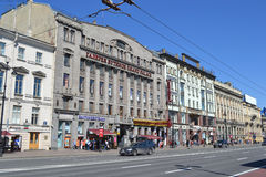 Nevsky Prospect Stock Photography