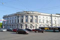 Nevsky Prospect. Stock Photo