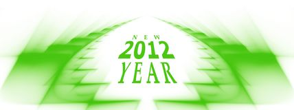 New 2010 year Stock Images