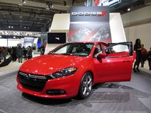 New 2013 Dodge Dart Royalty Free Stock Photo