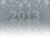 New 2013 year Royalty Free Stock Photography