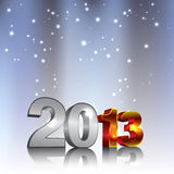 New 2013 Year Numbers Stock Photos